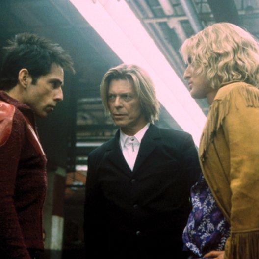 Zoolander / Ben Stiller / Davis Bowie Poster