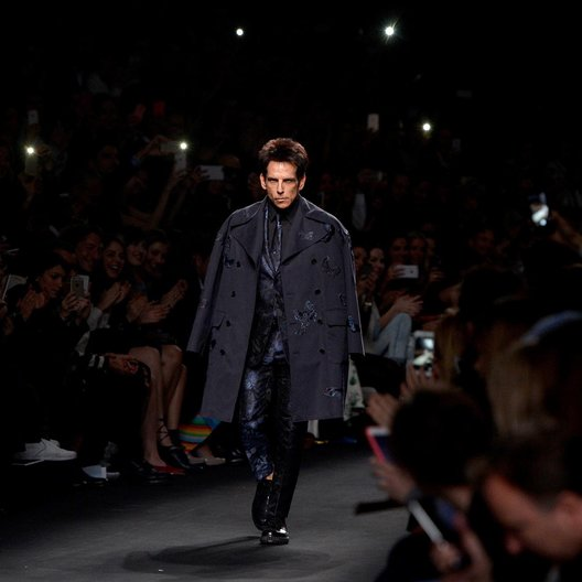 Zoolander und Hansel auf der Paris Fashion Week (Ben Stiller) Poster
