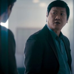 Wrong Mans, The / Benedict Wong Poster