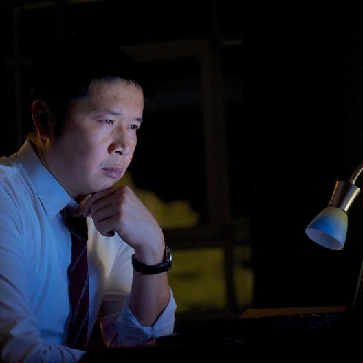Kommissarin Lucas: Der nette Herr Wong (ZDF) / Benito Sambo Poster