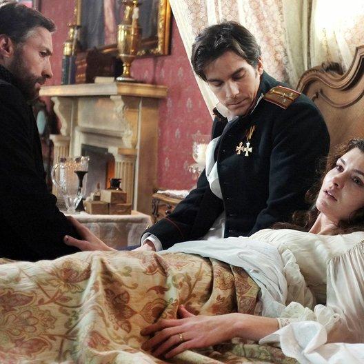 Anna Karenina / Santiago Cabrera / Vittoria Puccini / Benjamin Sadler Poster