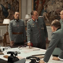 Rommel / Ulrich Tukur / Thomas Thieme / Robert Schupp / Benjamin Sadler Poster