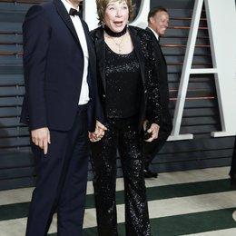 Miller, Bennett / MacLaine, Shirley / Vanity Fair Oscar Party 2015 Poster