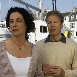 Rosamunde Pilcher: Wo die Liebe begann (ZDF / ORF) / Barbara Wussow / Esther Seibt Poster