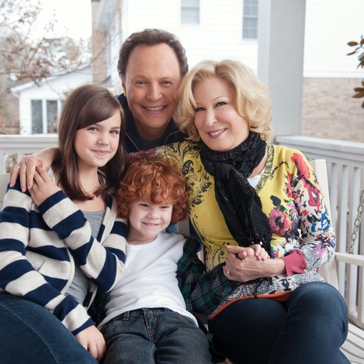 Bestimmer - Kinder haften für ihre Eltern, Die / Bailee Madison / Kyle Harrison Breitkopf / Billy Crystal / Bette Midler Poster