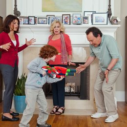 Bestimmer - Kinder haften für ihre Eltern, Die / Parental Guidance / Marisa Tomei / Kyle Harrison Breitkopf / Bette Midler / Billy Crystal Poster