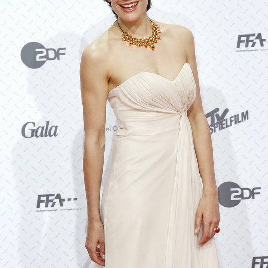 Bettina Zimmermann / Deutscher Filmpreis 2013 / Lola Poster