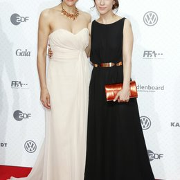 Bettina Zimmermann / Sibel Kekilli / Deutscher Filmpreis 2013 / Lola Poster