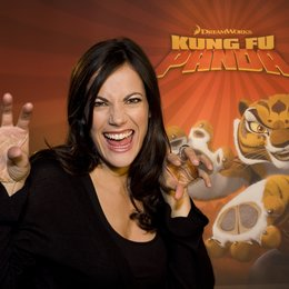 Kung Fu Panda / Bettina Zimmermann / Synchronsprecher Poster