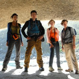 Lost City Raiders (ProSieben) / Bettina Zimmermann / Ian Somerhalder / Elodie Frenck / Jamie Thomas King Poster