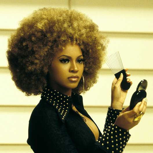 Austin Powers in Goldständer / Beyonce Knowles