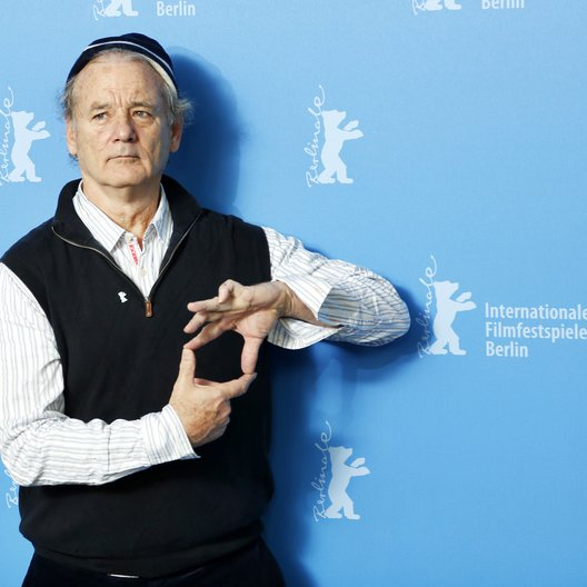 Bill Murray / 64. Berlinale 2014 Poster