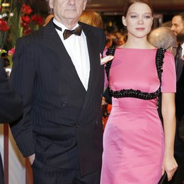 Bill Murray / Léa Seydoux / 64. Berlinale 2014 Poster