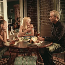 Broken Flowers / Alexis Dziena / Sharon Stone / Bill Murray Poster