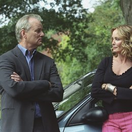 Broken Flowers / Bill Murray / Jessica Lange Poster