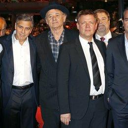 Heslov, Grant / Clooney, George / Murray, Bill / Dohnányi, Justus von / Goodman, John / Dujardin, Jean / 64. Berlinale 2014 Poster