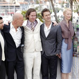 Schwartzman, Jason / Willis, Bruce / Anderson, Wes / Norton, Edward / Swinton, Tilda / Murray, Bill / 65. Filmfestspiele Cannes 2012 / Festival de Cannes Poster