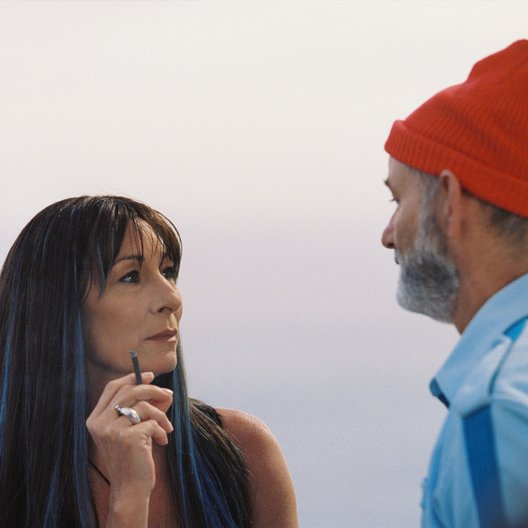 Tiefseetaucher, Die / Anjelica Huston / Bill Murray Poster