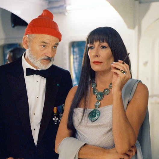Tiefseetaucher, Die / Bill Murray / Anjelica Huston Poster