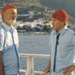 Tiefseetaucher, Die / Bill Murray / Owen Wilson Poster