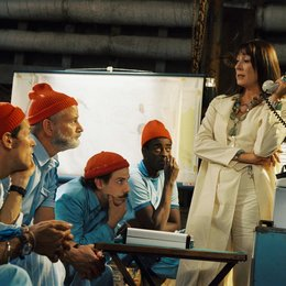 Tiefseetaucher, Die / Bill Murray / Seu Jorge / Anjelica Huston Poster