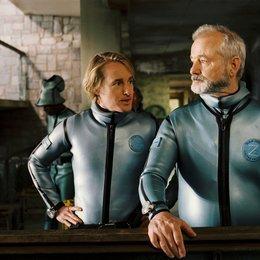 Tiefseetaucher, Die / Owen Wilson / Bill Murray Poster