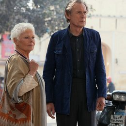 Best Exotic Marigold Hotel 2 / Dame Judi Dench / Bill Nighy Poster