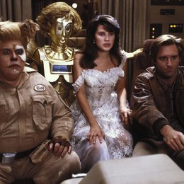 Spaceballs / John Candy / Bill Pullman Poster