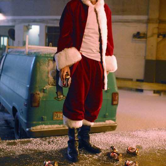 Bad Santa / Billy Bob Thornton Poster