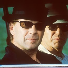 Banditen! / Bruce Willis / Billy Bob Thornton Poster