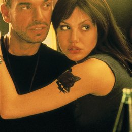 Turbulenzen - und andere Katastrophen / Billy Bob Thornton / Angelina Jolie Poster