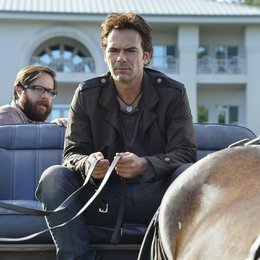 Revolution / Billy Burke / Zak Orth Poster