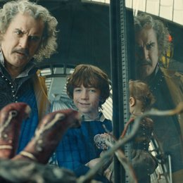 Lemony Snicket - Rätselhafte Ereignisse / Billy Connolly / Liam Aiken Poster