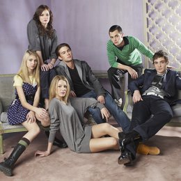 Gossip Girl / Blake Lively / Leighton Meester / Taylor Momsen / Chace Crawford / Ed Westwick / Penn Badgley Poster