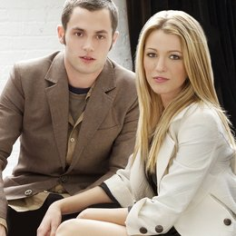 Gossip Girl / Blake Lively / Penn Badgley Poster