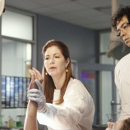 Body of Proof (Staffel 2) Poster