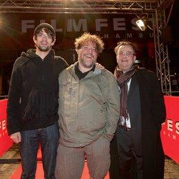 16. Filmfest Hamburg / Bouli Lanners, Fabrice Adde und Albert Wiederspiel
