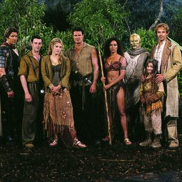 Riverworld - Welt ohne Ende / Brad Johnson / Cameron Daddo Poster