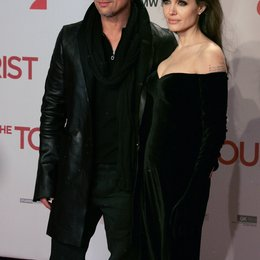 Brad Pitt / Angelina Jolie / Filmpremiere The Tourist Poster