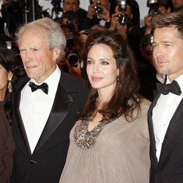 Eastwood, Dina / Clint Eastwood / Angelina Jolie / Brad Pitt / 61. Filmfestival Cannes 2008 Poster
