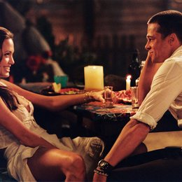 Mr. & Mrs. Smith / Angelina Jolie / Brad Pitt Poster