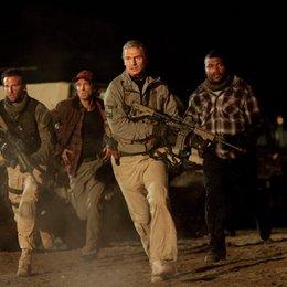 "A-Team - Der Film, Das / Bradley Cooper / Sharlto Copley / Liam Neeson / Quinton ""Rampage"" Jackson Poster"