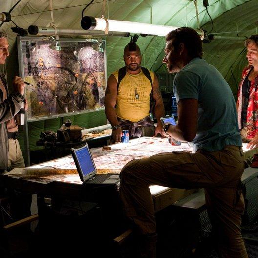 "A-Team - Der Film, Das / Liam Neeson / Quinton ""Rampage"" Jackson / Bradley Cooper / Sharlto Copley Poster"