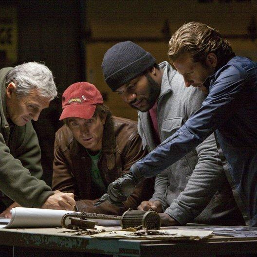 "A-Team - Der Film, Das / Liam Neeson / Sharlto Copley / Quinton ""Rampage"" Jackson / Bradley Cooper Poster"