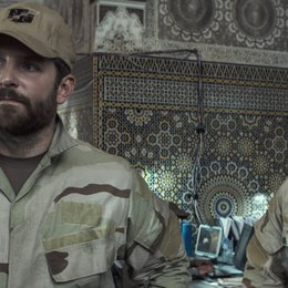 American Sniper / Bradley Cooper / Luke Grimes Poster