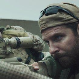 American Sniper / Kyle Gallner / Bradley Cooper Poster