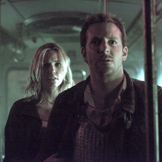 Clive Barkers Midnight Meat Train - Mitternachtsfleischzug / Leslie Bibb / Bradley Cooper Poster