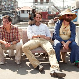 Hangover 2 / Ed Helms / Bradley Cooper / Zach Galifianakis Poster