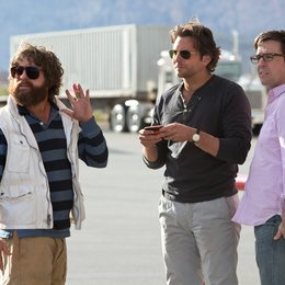 Hangover 3 / Zach Galifianakis / Bradley Cooper / Ed Helms Poster