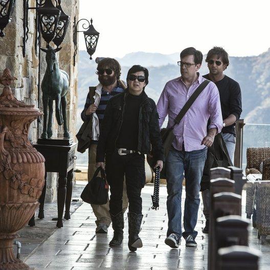 Hangover 3 / Zach Galifianakis / Ken Jeong / Ed Helms / Bradley Cooper Poster